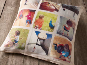 Your own photo pillow