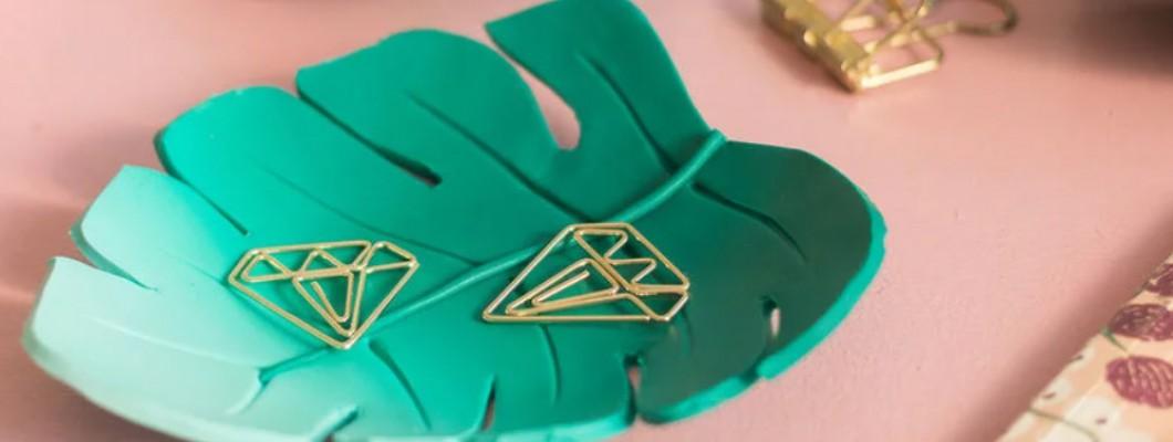 Jewelery holder jungle