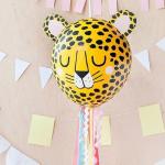 Plaid luipaard piñata