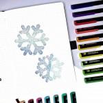 Chameleon snowflakes