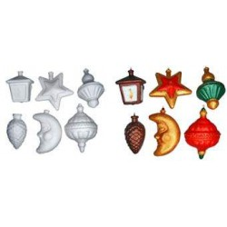 Christmas set (6 pcs)