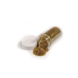 Glitterpoeder 20gr goud + KK