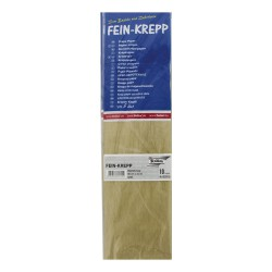 Crepe papier 50cm x 250cm - Gold (10 pcs)