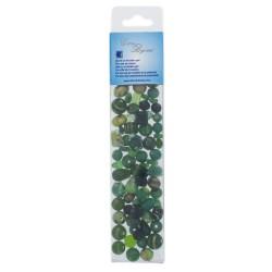 Bead mix 100g - Green