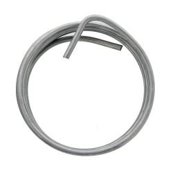 Alu Wire 5 mm, 1.5 meter natur