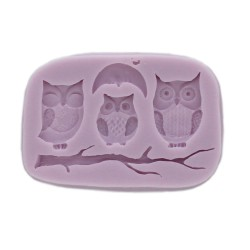 Silicon mould, Owls