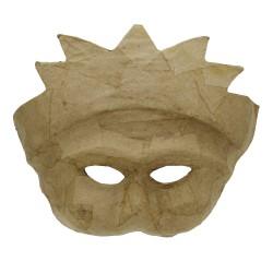 Paper Shape Venetian Mask Halve Sun24x21x6 cm