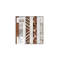 6 x 6 Paper Pack (36pk) - Elements Wood
