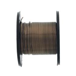 Copper wire 0,5mm x 25m - Bronze