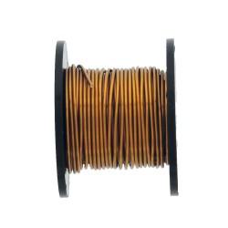 Copper wire 0,9mm x 8m - Copper