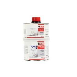 glasheldere gietepoxy voor dunne lagen 0,5kg