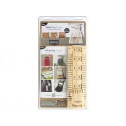 Weaving Loom - Adjustable loom Tool Kit 25.40 cm
