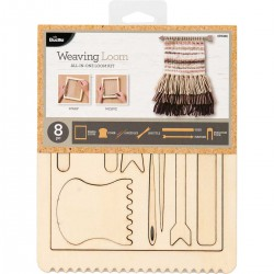 Weaving Loom - All-in-one Loom Kit 8 pcs