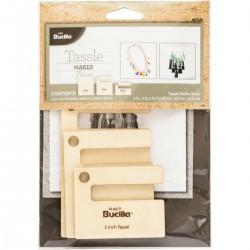 Tassle Maker 3 pcs -  10.16 cm, 7.62 cm & 5.08 cm
