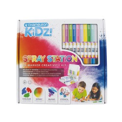 Chameleon KIDZ Spray station 20 markers