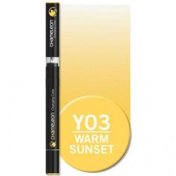 Chameleon Pen Warm Sunset YO3
