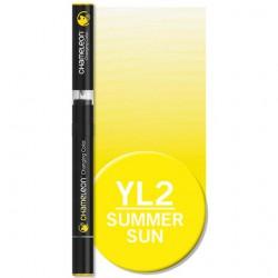 Feutre Chameleon Summer Sun YL2