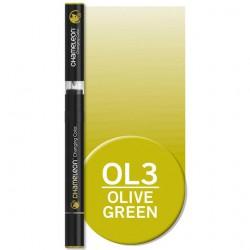 Chameleon Pen Olive Green OL3