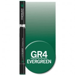 Chameleon Pen Evergreen GR4
