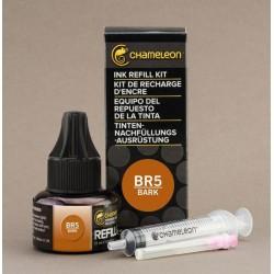 Chameleon Ink Refill 25ml Bark BR5