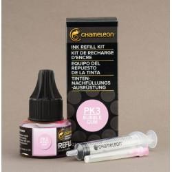 Chameleon Ink Refill 25ml Bubble Gum PK3