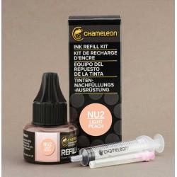 Chameleon Ink Refill 25ml Light Peach NU2