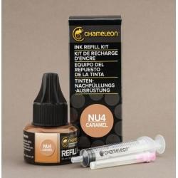Chameleon Ink Refill 25ml Caramel NU4