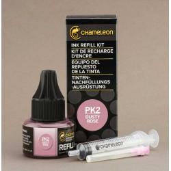 Chameleon Ink Refill 25ml Dusty Rose PK2