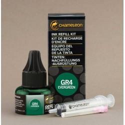 Chameleon Ink Refill 25ml Evergreen GR4