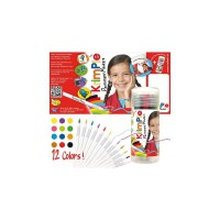 Collall permanent markers for shrink - 12 colors