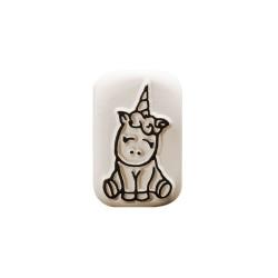 Ladot tattoo stamp medium - Unicorn