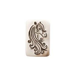 Ladot tattoo stamp medium - Horse