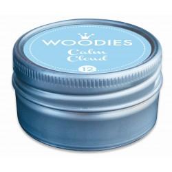 Ink pad Woodies 35mm x 35mm - Calm Cloud