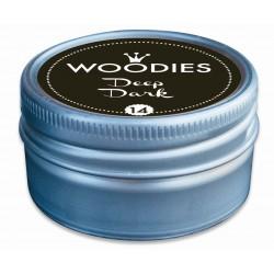Ink pad Woodies 35mm x 35mm - Deep Dark