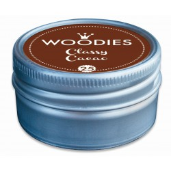 Ink pad Woodies 35mm x 35mm - Classy Cacao
