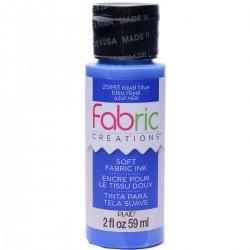 Fabric Creations Soft Fabric Ink 59ml Royal blue