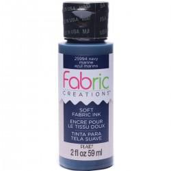 Fabric Creations Soft Fabric Ink 59ml Navy