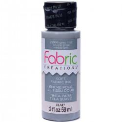 Fabric Creations Soft Fabric Ink 59ml Grey Mist