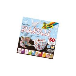 Vouwblad 10cmx10cm P/50 Japan