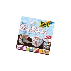 Vouwblad 20cmx20cm P/50 Japan
