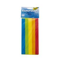 Tissue paper 50cm x 70cm - Assort. colors (5 pcs)