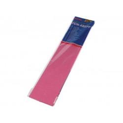 Crepepapier 50cmx250cm P/10 licht roos