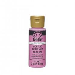 FolkArt Acrylic Colors 59ml Parisian Pink