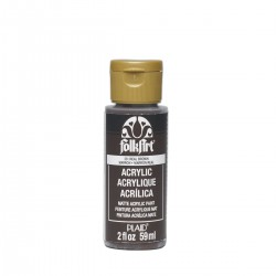 FolkArt Acrylic Colors 59ml Real Brown