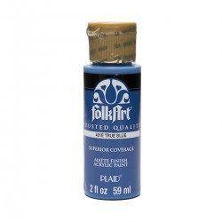 FolkArt Acrylic Colors 59ml True Blue