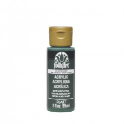 FolkArt Acrylic Colors 59ml Hunter Green