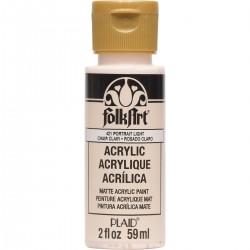 FolkArt Acrylic Colors 59ml Portrait Light