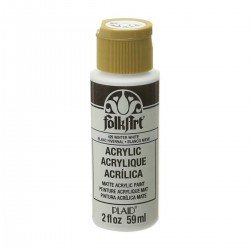 FolkArt Acrylic Colors 59ml Winter White