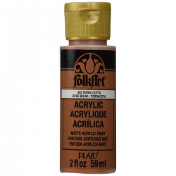 FolkArt Acrylic Colors 59ml Terra Cotta