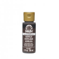 FolkArt Acrylic Colors 59ml Asphaltum